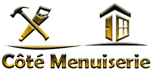 Logo Côté Menuiserie